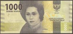 Indonesia 1.000 Rupias PK Nuevo (2.017) S/C