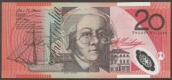 Australia 20 Dólares PK 59f (2.008) S/C