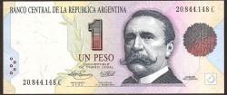 Argentina 1 Peso PK 339b (1.992-94) S/C