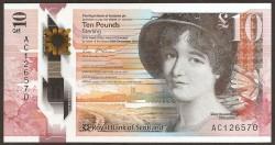 Escocia 10 Libras Pk Nuevo (Royal Bank of Scotland) (26-12-2.016) S/C