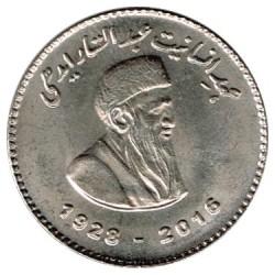 Paquistán 2016 50 Rupias.Abdul Sattar Ehdi S/C