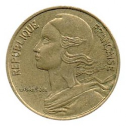 Francia 1966 - 1985 5 Céntimos MBC