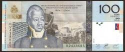 Haiti 100 Gourdes PK 275a (2.004) S/C