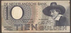 Holanda 10 Gulden PK 59 (14-1-1.943) MBC-