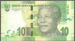 Sudáfrica 10 Rand Pk 133 (2.012). Mandela S/C