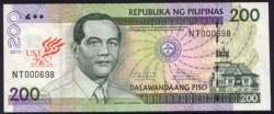 Filipinas 200 Piso PK 212C (2.011) S/C