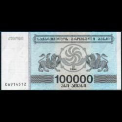 Georgia 100.000 Lari PK 48A (1.994) S/C