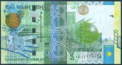 Kazajistán 2.000 Tenge PK 36 (2.011) S/C