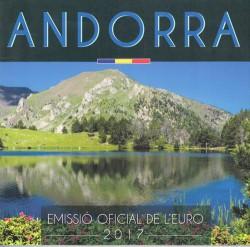 Andorra 2017 Cartera Oficial S/C