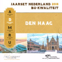 Netherlands 2018 Official Euroset UNC