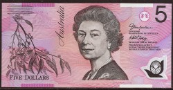Australia 5 Dólares PK 57c (2.005) S/C