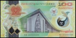 Papúa Nueva Guinea 100 Kina PK 46 (2.013) S/C