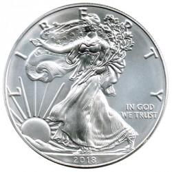 Estados Unidos 1 Dólar Plata 2018 S/C