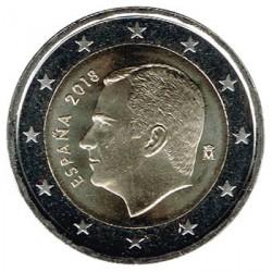España 2018 2 Euros Felipe VI S/C