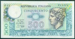 Italia 500 Liras PK 94 (14-2-1.974) MBC+
