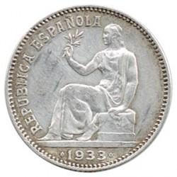 1 Pta 2ª República 1933 * 4 MBC+