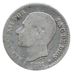 50 Ctms 1881 RC+