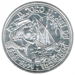 Portugal 1.000 Escudos de Plata 1995 D. Joao II S/C