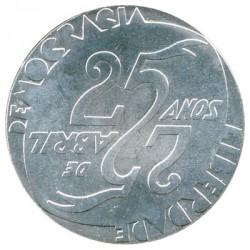 Portugal 1.000 Escudos de Plata 1999 25 de Abril S/C