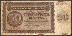 50 Ptas 1936 Burgos BC