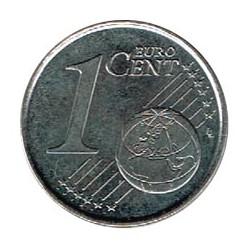 España 2013 1 Céntimo Sin baño de cobre S/C