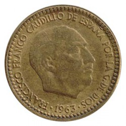 1 Pta 1963 * 67 EBC