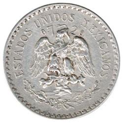 Méjico 1944 1 Peso MBC+
