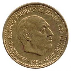 1 Pta 1953 * 61 EBC+