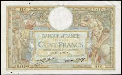 Francia 100 Francos PK 78b (1.930-32) MBC-