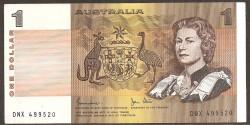 Australia 1 Dólar PK 42d (1.983) S/C