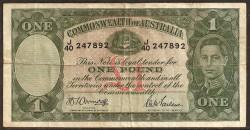Australia 1 Libra PK 46b (1.943) MBC-