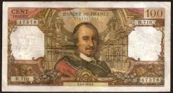 Francia 100 Francos PK 149d (1.973) MBC