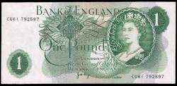 Inglaterra 1 Libra Pk 374g (1.970-1.977) MBC+