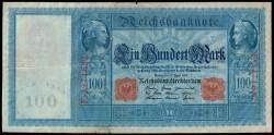 Alemania 100 Marcos PK 42 (21-4-1.910) MBC