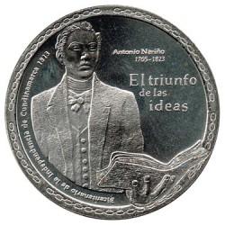 Colombia 2017 5.000 Pesos Antonio Nariño UNC