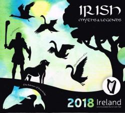 Irlanda 2018 Cartera Oficial S/C