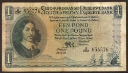 Sudáfrica 1 Rand PK 93e (15-2-1.957) MBC-