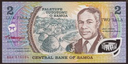 Samoa Occidental 2 Tala PK 31e (1.990) S/C