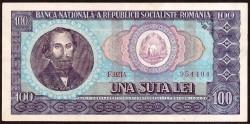 Rumanía 100 Lei PK 97 (1.966) EBC