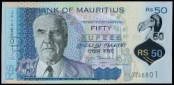 Mauricio (Islas) 50 Rupees PK 65 (2.013) S/C