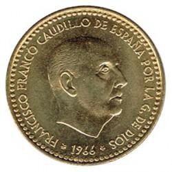 1 Peseta 1966 (72) KM 796 UNC