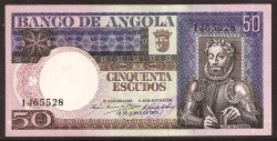 Angola 50 Escudos PK 105 (10-6-1.973) EBC