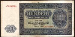 Alemania Democrática 100 Marcos PK 15 (1.948) MBC