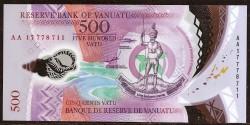 Vanuatu 200 Vatu Pick 18 (2.017) UNC