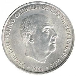 100 Ptas 1966 * 68 EBC+