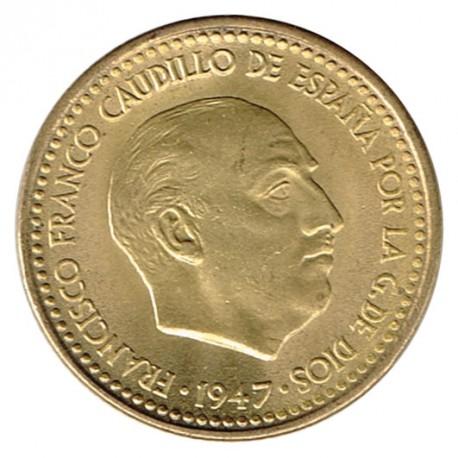 1 Peseta 1947 * 56 S/C-