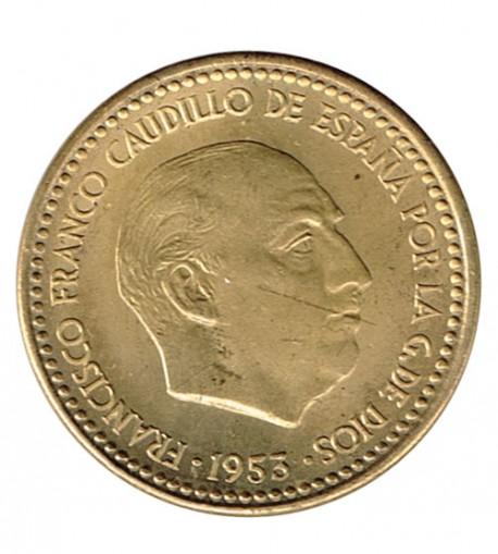 1 Peseta 1953 * 54 EBC