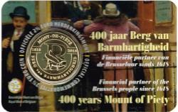 Bélgica 2018 2,5 Euros 400 años del Monte de Piedad S/C