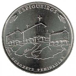 Portugal 2018 2´5 Euros Espigueiros S/C