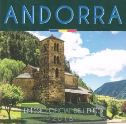 Andorra 2018 Cartera Oficial
